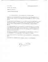 PLU – Courriers – LE DROFF 2020-06-24