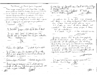 PLU – Courriers – Pages 6 et 7
