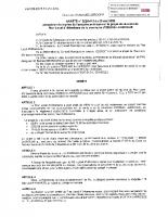 PLU – Arrêté 2020-013 du 25 mai 2020