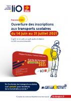 Transport – Région Occitanie – Lio – Campagne Bus Rentréee 2021