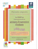Parents séparés CIDFF32